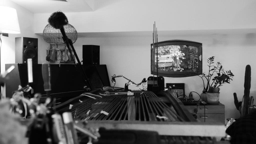 Oscillations 18 - par Clémence Fermé